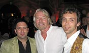Naked Rhythm with Richard Branson